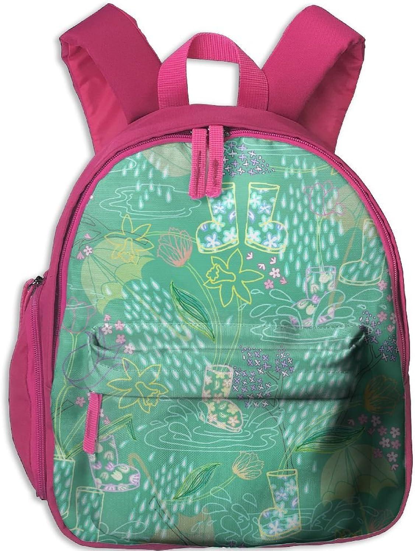 Lightweight Kids School Spring Showers(1205) Backpack