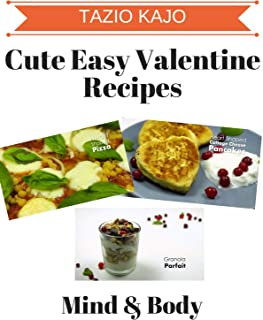 Cute Easy Valentine's Recipes