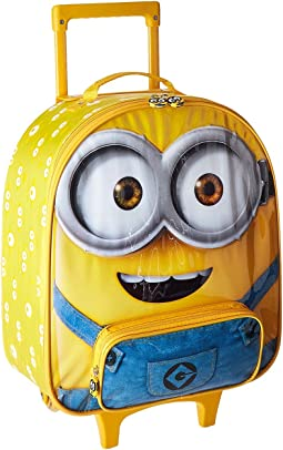 Universal Studios Minions Kids Softside Luggage