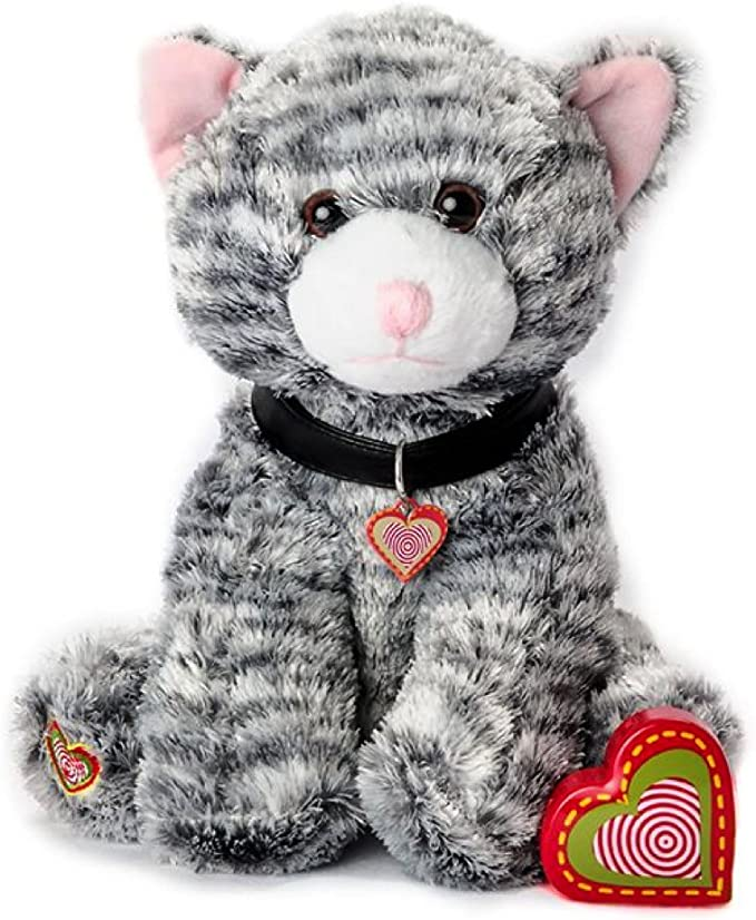 This Adorable Stuffed Animal w/ Your Own Custom Voice Box & Message