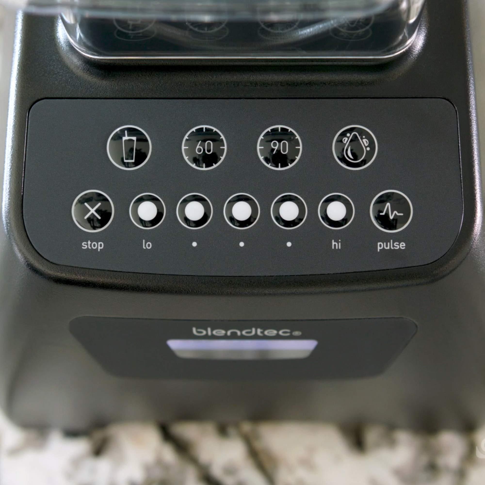 Blendtec Classic 575 Blender con Wildside Jar negro: Amazon.es: Hogar