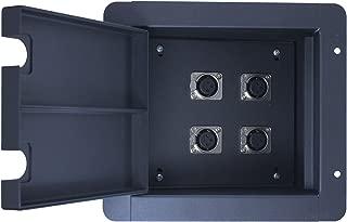 microphone floor box