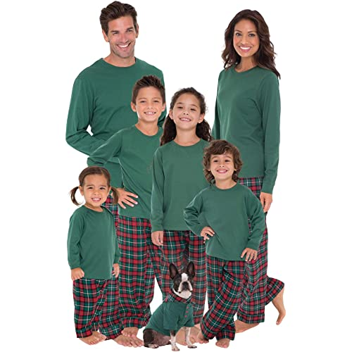 3e2f420791 PajamaGram Family Christmas Pajamas Flannel - Christmas PJs Matching