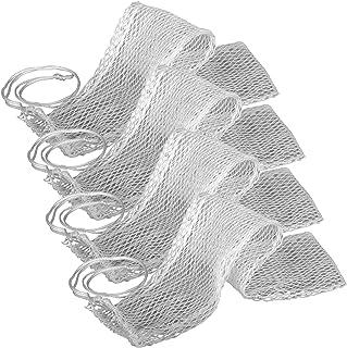 Space Home - Malla de Cocción - Bolsa para Legumbres - 2 Kg - Nylon - Set de 4