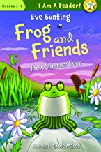 The Best Summer Ever (I Am a Reader!: Frog and Friends Book 3)