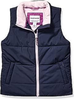 Amazon Essentials Girls' Heavy-Weight Puffer Vest