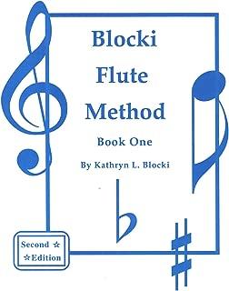 Blocki Flute Method 2nd Edition, Student Book 1