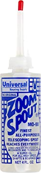 Universal Sewing Machine Oil in Zoom Spout Oiler