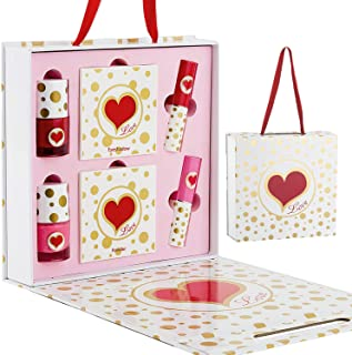 """Makeup Kits for Teens - """"LOVE"""" Make Up Gift Set for Young Teens or Girls - Includes Eyeshadow Palette with Ultimate Color ..."""
