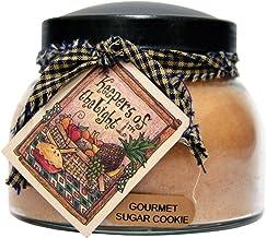 A Cheerful Giver Gourmet Sugar Cookie 22 oz. Mama Jar Candle
