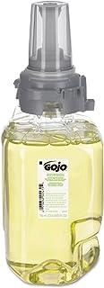 GOJO 871304 Foam Hand/Shower Wash, Citrus Ginger Scent, 700mL Refill (Case of 4)