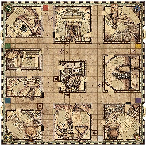 Clue Harry Potter Board Game by...