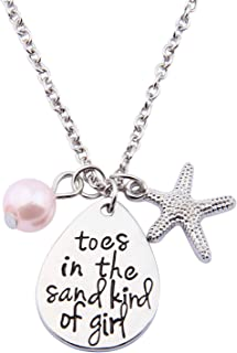 toes in the water jewelry