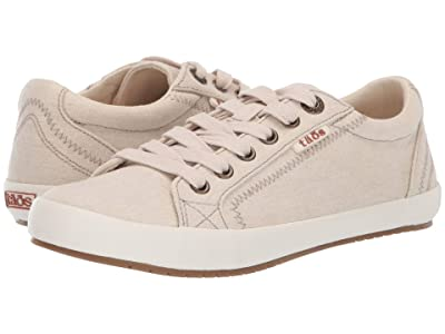 Taos Footwear Star (Beige Wash Canvas) Women