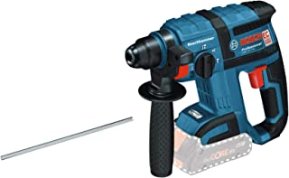 Bosch Professional GBH 18 V - EC Cordless Rotary Hammer Drill (without Battery and Charger) - Carton