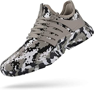 Men's Running Shoes Non Slip Shoes Breathable Lightweight Sneakers Slip Resistant Athletic Sports...