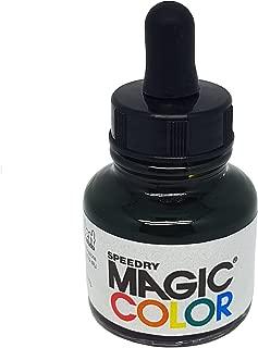 Magic Color MC700 28ml Liquid Acrylic Ink, Earth Brown
