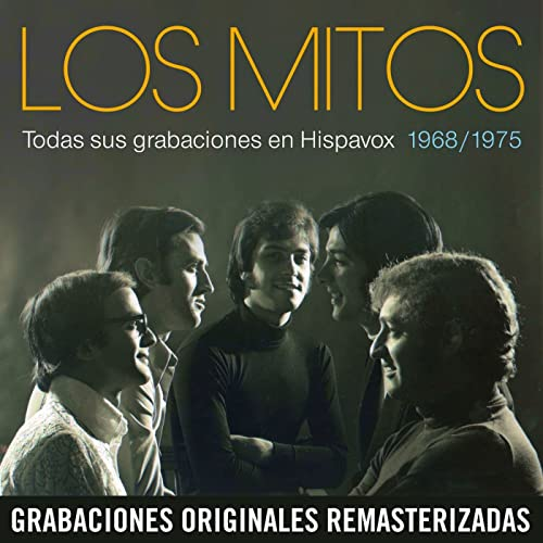 Todas sus grabaciones (1968-1975) (Remastered)