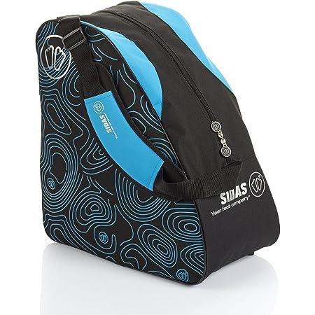 Sidas asacskibagbl17Bolsa de Zapato esquí Nylon Unisex, Azul