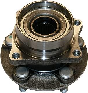 GMB 770-0355 Wheel Bearing Hub Assembly