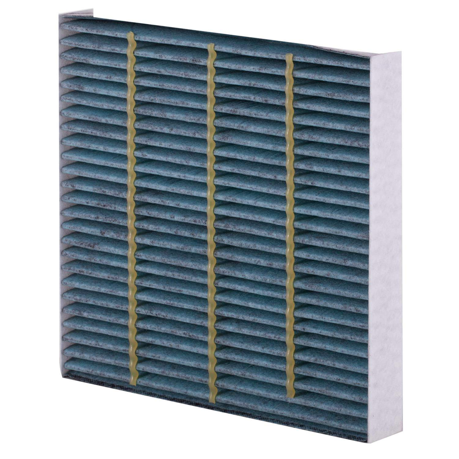 PureFlow Cabin Air Filter PC6080X| Fits 2019-21 Acura RDX, 2021-22 TLX, 2010-20 Honda City, 2016-21 Civic, 2017-21 Clarity, 2017-22 CR-V, 2011-16 CR-Z, 2009-20 Fit, 2010-21 Insight, 2018-22 Odyssey