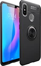 Sponsored Ad - iCoverCase for Xiaomi Mi 8 Case,[Invisible Matal Ring Bracket][Magnetic Support] Shockproof Anti-Scratch Ul...