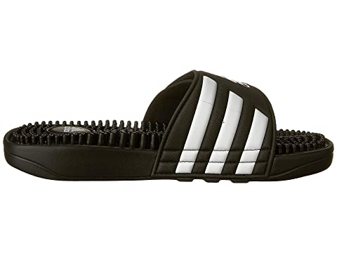 f0d61400a adidas Kids Adissage K Core (Toddler Little Kid Big Kid) at Zappos.com