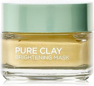 L'Oréal Paris Pure Clay Yuzu Lemon Brightening Mask 50ml