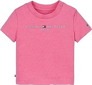 Tommy Hilfiger Baby Essential tee S/S Camisa para Bebés