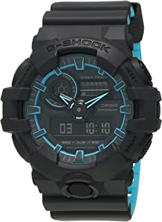 Casio G-Shock Men's Black Dial Resin Band Watch - GA-700SE-1A2DR