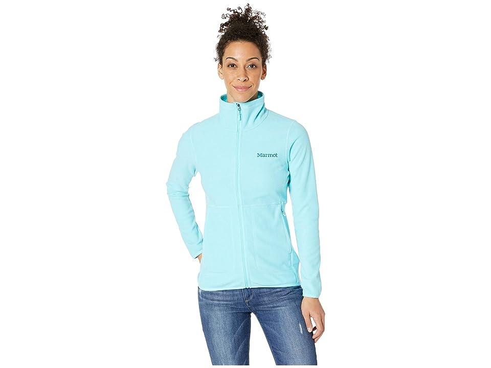 Marmot Pisgah Fleece Jacket (Skyrise) Women