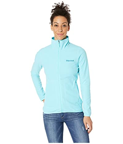 Marmot Pisgah Fleece Jacket (Skyrise) Women