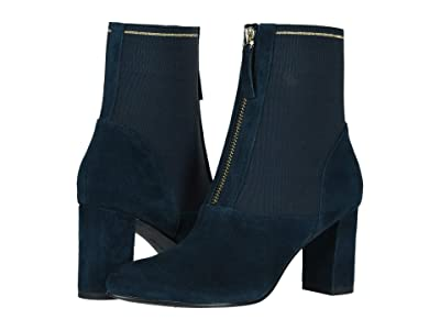David Tate Monique (Navy Suede) Women