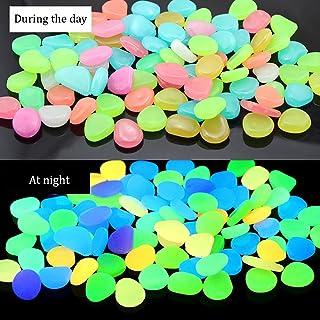RETON 500 Piedras Man-Made Glow Piedras Luminosas