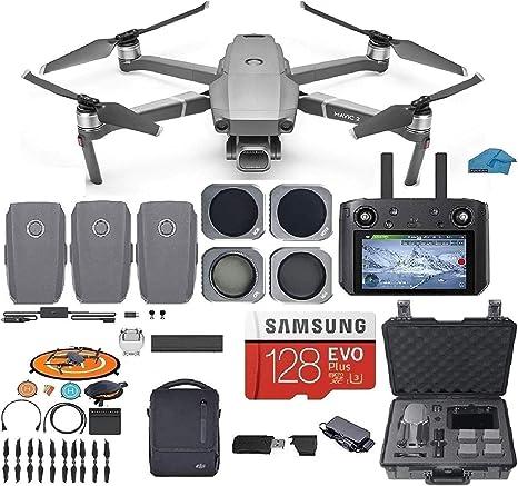 DJI Mavic 2 PRO Drone Quadcopter Fly More Combo