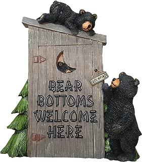 Best bear decor bathroom Reviews