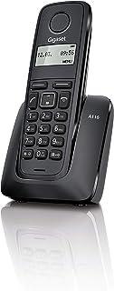 comprar comparacion Gigaset A116 - Teléfono Inalámbrico, Agenda 50 Contactos