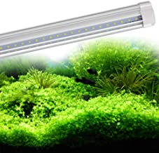 Grow Light, T8 1ft 6W LED Grow Lights for Indoor Plants, White Plant Grow Lamp Bulb Fixture for Seed Starting, Succulents, Veg and Flower, Green House Plant