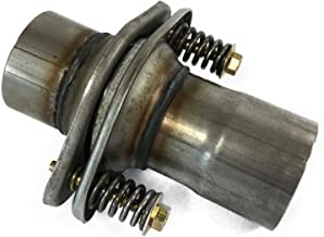 Exhaust Flex Spring Joint 2.50 In Dia Inlet 2.50 In Outlet 6.00 In Long WFSPJ250-250-6 Wesdon Spring Flanges