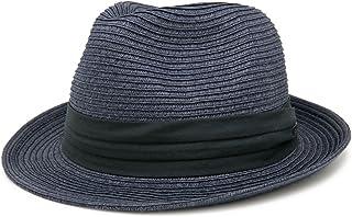 ハット メンズ 折りたたみ 麦わら帽子 レディース キッズ 大きいサイズ 春夏 Edgecity ペーパーポケッタブルハット
