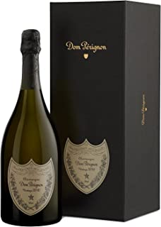 Dom Perignon Vintage Champagne 2010 in a original box with three wine accessories, 1 x 750ml