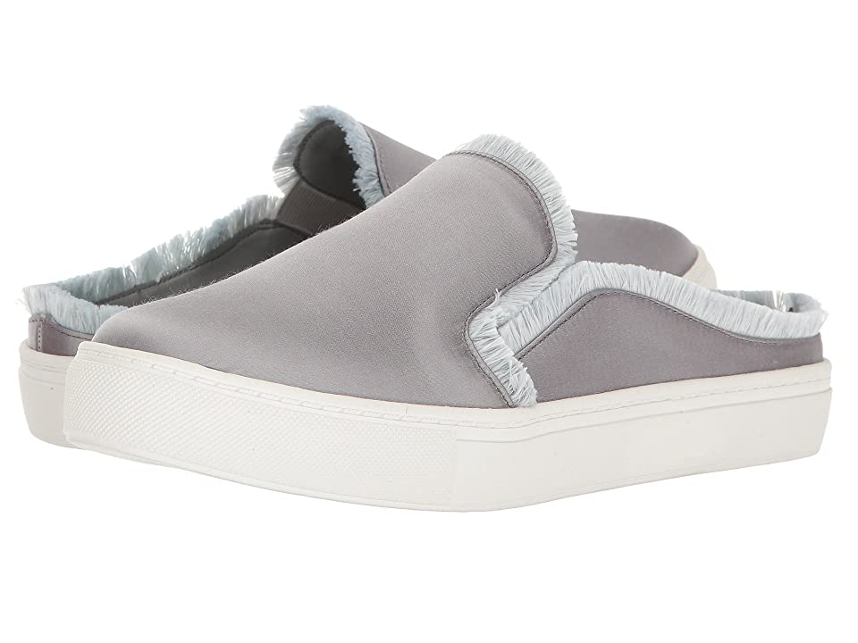 Dirty Laundry Jaxon Satin Mule Sneaker (Silver) Women