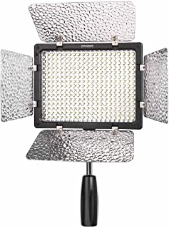 Yongnuo_ YN-300-II 300 LED Camera/Video Light with Remote for Canon, Nikon, Samsung, Olympus, JVC, Pentax Cameras and Camcorders