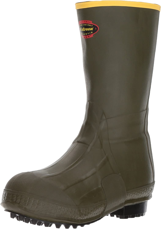 LaCrosse Men's Burly Air Hunting Shoes 12