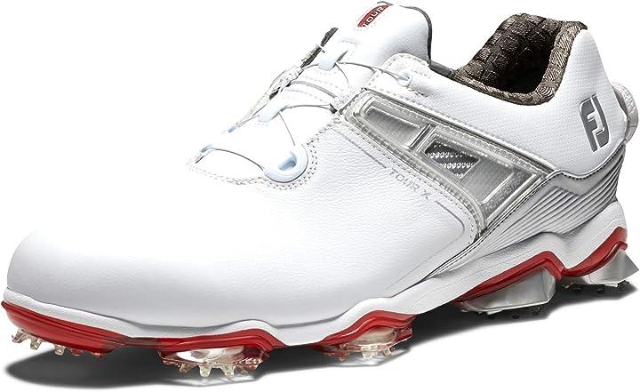 Scarpe da golf uomo foot-joy tour x B08442QNKF