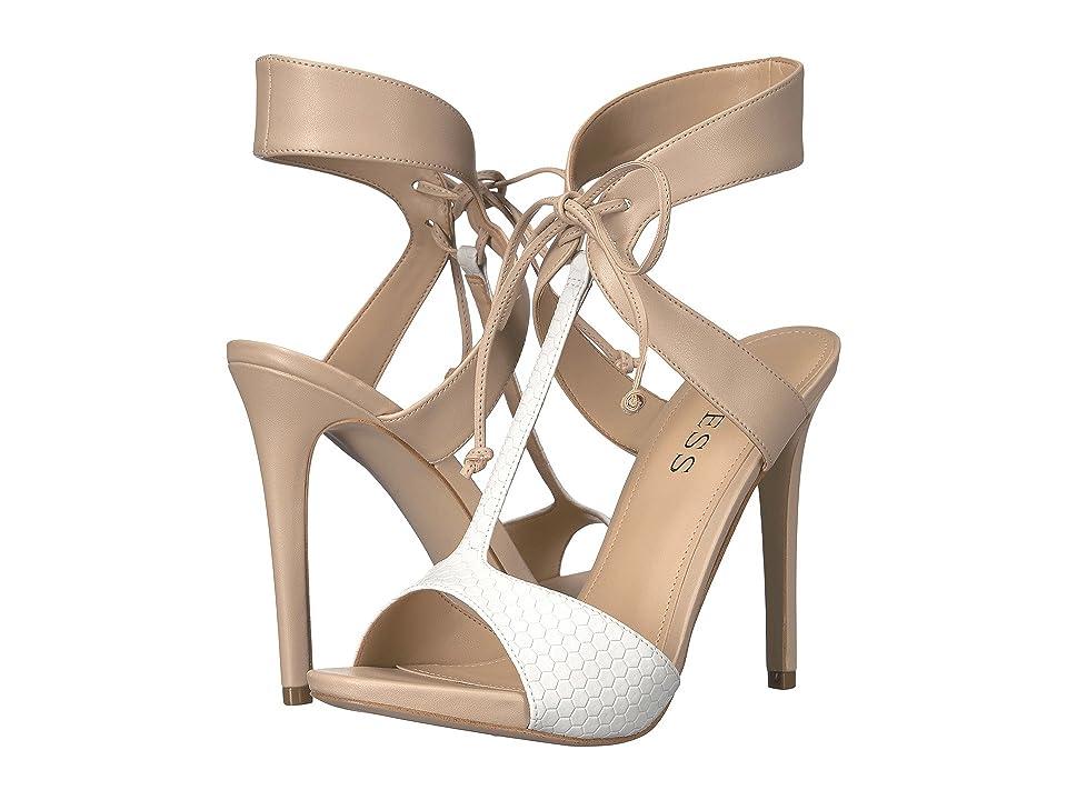 GUESS Alexes (Brown Multi) High Heels