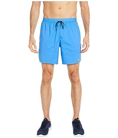 Nike Flex Stride Shorts 7 BF (Pacific Blue/Reflective Silver) Men