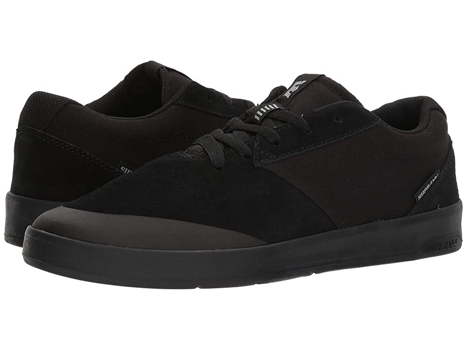 Supra Shifter (Black/Black) Men