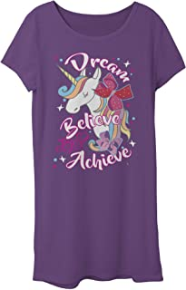 Nickelodeon girls JoJo Siwa Achieve Believe T-Shirt