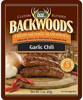 LEM Products 9140 Backwoods Garlic Chili Pepper Seasoning (5 Lb)